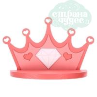 Полка детская Корона