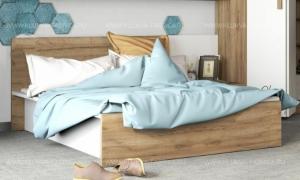 Кровать Klюkva Junior BU с подъемным механизмом