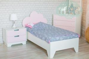 Кровать Облачко 160 см Мир Мебели