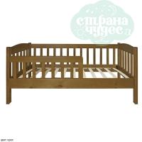 """Детская деревянная кровать """"Моника"""" (ширина 90 см)"""