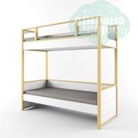 Кровать 2-ярусная Робин WooD Лайт с ящиком