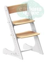 Регулируемый универсальный стул Конёк Горбунёк, Лофт-1