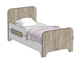 Кровать простая Klюkva Mini MB1