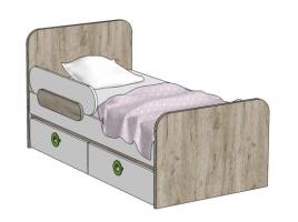 Кровать универсальная Klюkva Mini MB2