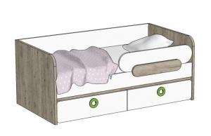 Кровать-диван Klюkva Mini MB3