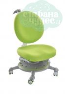 Кресло компьютерное FunDesk SST1 детское, green/зеленое