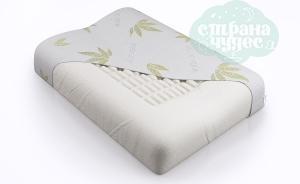Подушка Memory Plus Beautyson с био-чехлом