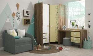 Комната детская Klюkva Mini Print Boho