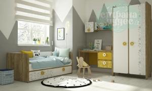 Комната детская Klюkva Mini Print Sketch