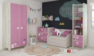 Комната детская Klюkva Mini Print Unicorn