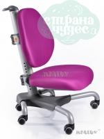 Детское кресло Mealux Nobel фиолетовый