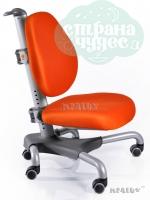 Детское кресло Mealux Nobel оранжевое