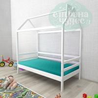 Кровать-домик Авеньён белый