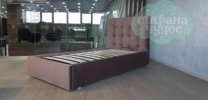Кровать Sherlock Solo Velutto 36