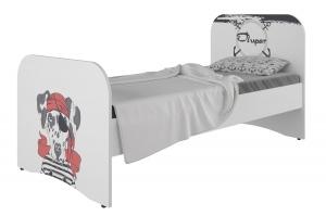 Кровать детская Klюkva Baby KE, Стандарт, Пират