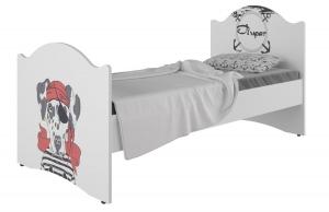 Кровать детская Klюkva Baby KX, Эксклюзив, Пират