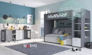 Комната Klюkva Velvet, cхема 5-1/Круги