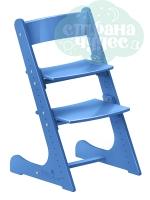 Регулируемый универсальный стул Конёк Горбунёк, синий