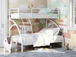 Двухъярусная кровать ФМ Виньола-2, белая