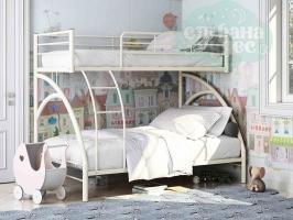 Двухъярусная кровать ФМ Виньола-2, сл. кость
