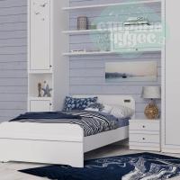 Кровать Klukva Calypso отдельностоящая