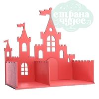 Полка детская Замок